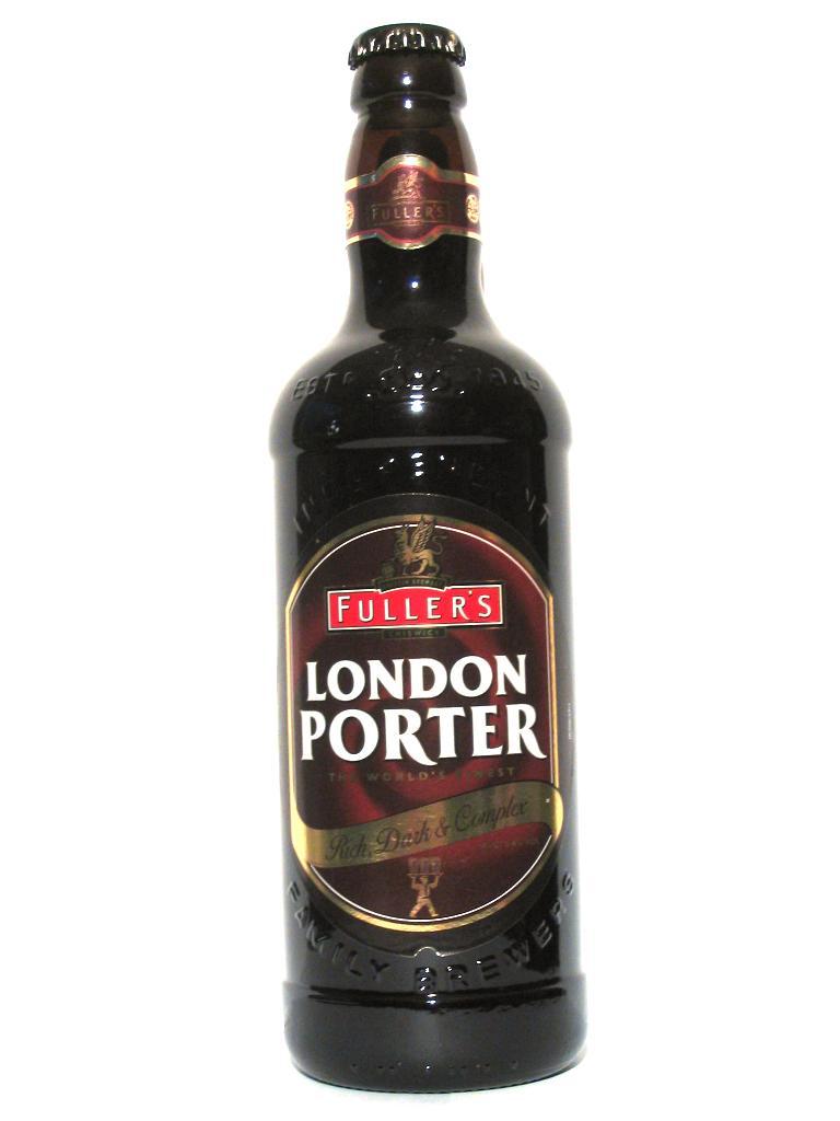 Blog white beer fuller s for Porter porter