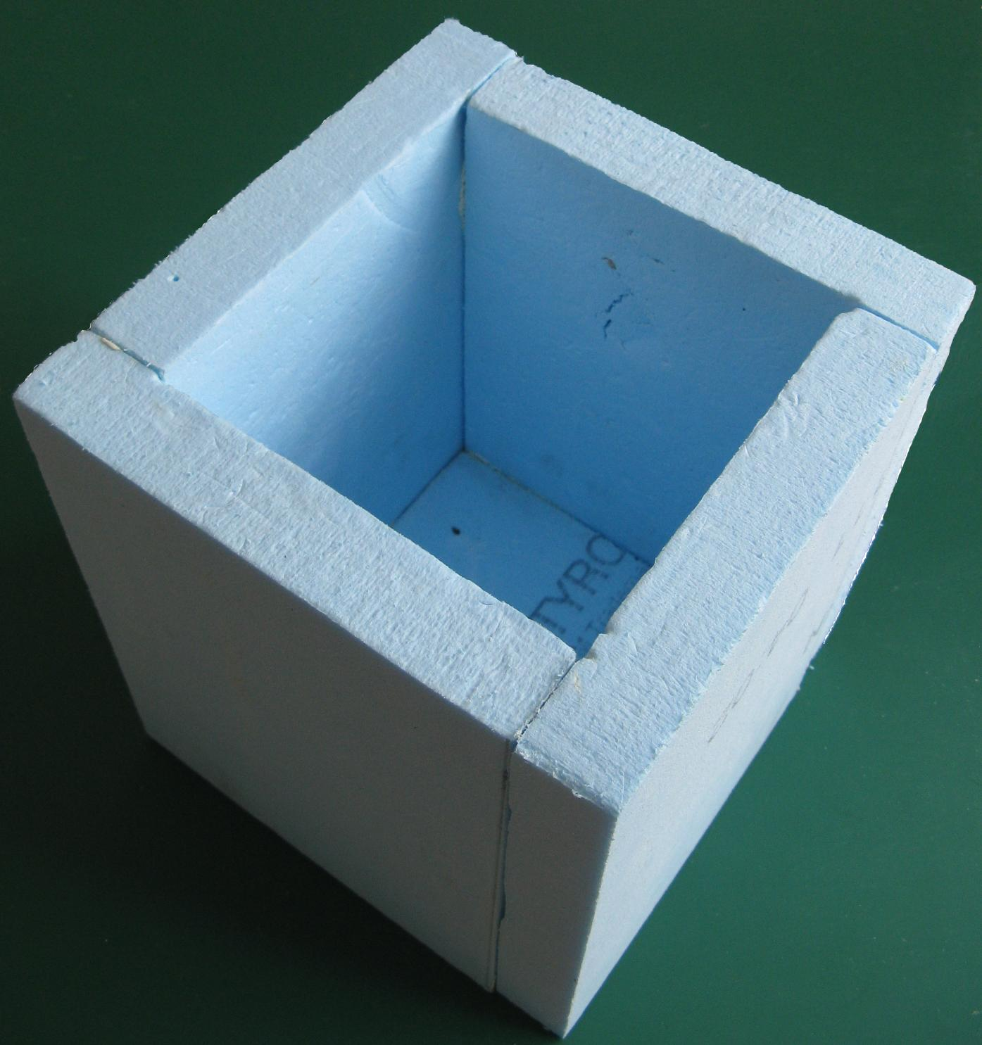 Blog white science yaourtiere - Conductivite thermique polystyrene extrude ...